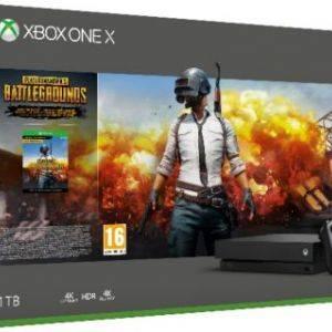 Xbox One X 1 To + PUBG