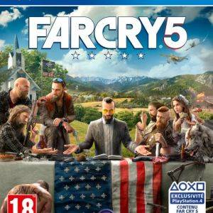 Far Cry 5 PS4