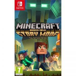 Minecraft Story Mode Saison 2 Nintendo Switch