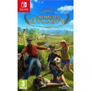 Farmers Dynasty Nintendo Switch