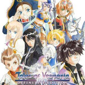 Tales of Vesperia Edition Definitive Nintendo Switch