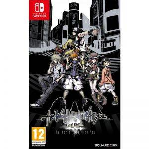 The World Ends Wih You Nintendo Switch