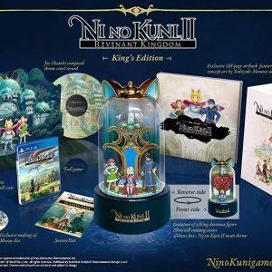 Ni no Kuni II : l'Avenement d'un nouveau royaume - Edition Collector PS4