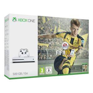 Pack Xbox One S 500 Go + Fifa 17