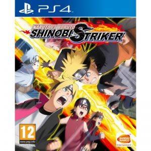 Naruto To Boruto Shinobi Striker PS4