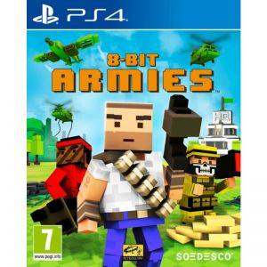 8 Bit Armies Collector Edition PS4