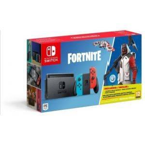 Nintendo Switch Fortnite édition Limitée