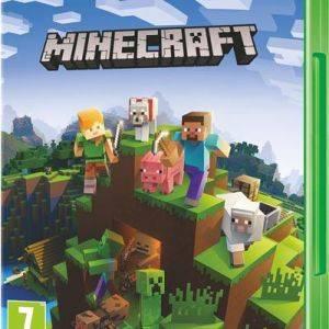 Minecraft Starter Collection Xbox One