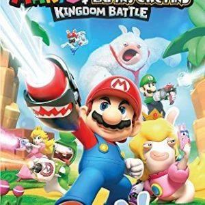 Mario et les Lapins Cretins: Kingdom Battle Nintendo Switch