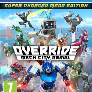 Override Mech City Brawl Super Charged Mega Edition PS4