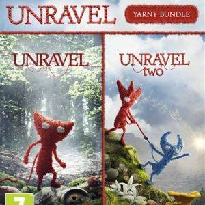 Pack Yarny Unravel 1+2 Xbox One
