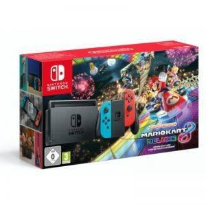 Nintendo Switch Mario Kart 8 Deluxe Edition Limitée