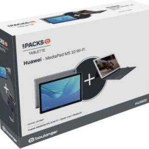 Pack Huawei Mediapad M5 10.8 32Go + Clavier cover