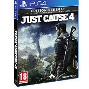 Just Cause 4 - Edition Renegat PS4