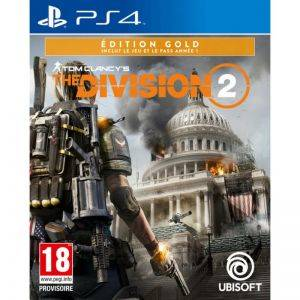 The Division 2 Edition Gold PS4