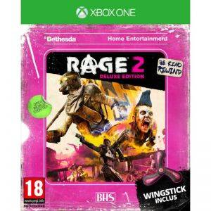 Rage 2 Wingstick Deluxe Edition Xbox One