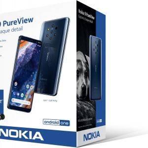 Nokia 9 PureView + Buds