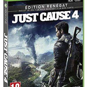 Just Cause 4 - Edition Renegat Xbox One