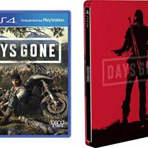 Days Gone + Steelbook Exclusif PS4