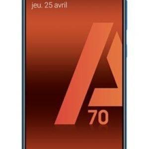 Galaxy A70 Bleu 128Go