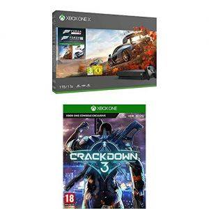 Pack Xbox One X 1 To - Forza Horizon 4 + Crackdown 3