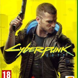 Cyberpunk 2077 Edition Day One Xbox One
