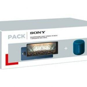 Pack Sony Xperia 10 + enceinte SLS-XB12