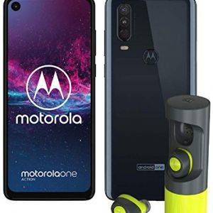 Motorola One Action Gris Bleute