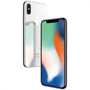 iPhoneX 256 Go Argent