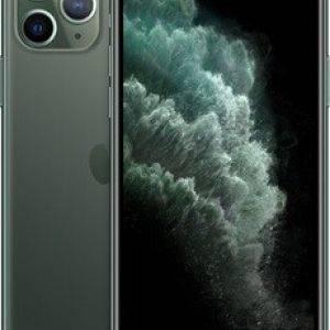 iPhone 11 Pro 256 Go Vert Minuit