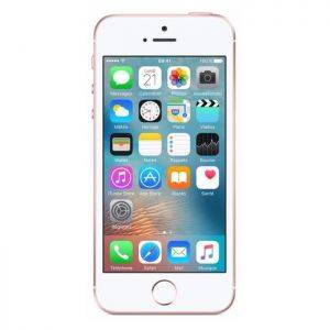 iPhone SE 32 Go Rose Or