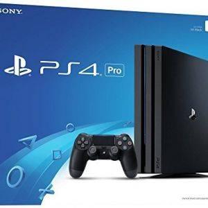 PS4 Pro 1 To + Qui es-tu ?