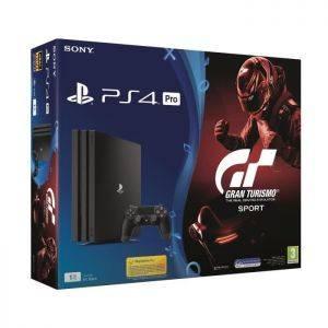 PS4 Pro 1 To + Gran Turismo Sport