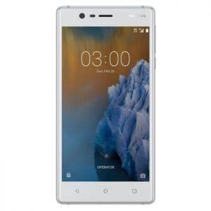 Nokia 3 Blanc et Argent