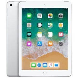 iPad 2018 4G 128 Go Argent
