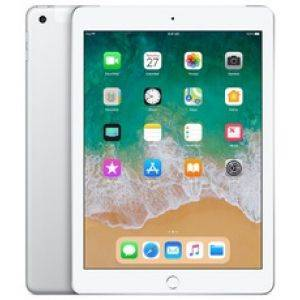 iPad 2018 4G 32 Go Argent