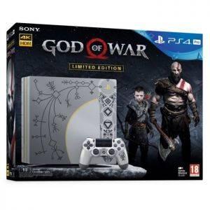 PS4 Pro édition spéciale God of War