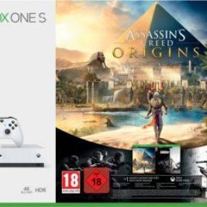 Xbox One S 1To Assassins Creed Origins + Rainbow 6