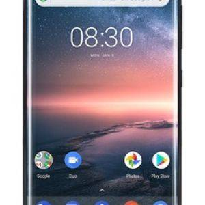 Nokia 8 128 Go Sirocco Black