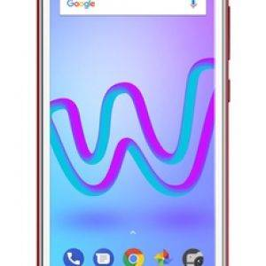 Wiko JERRY 3 Cherry Red