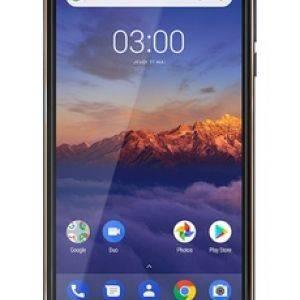 Nokia 3.1 Bleu
