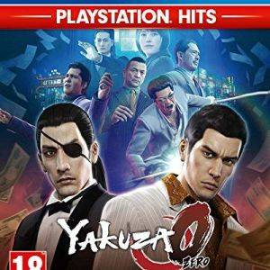 Yakuza Zero - Hits PS4