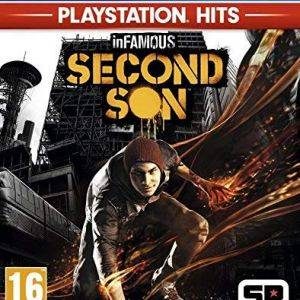InFamous: Second Son HITS PS4