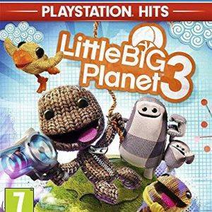 LittleBigPlanet 3 HITS PS4