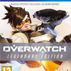 Overwatch - Legendary Edition PS4