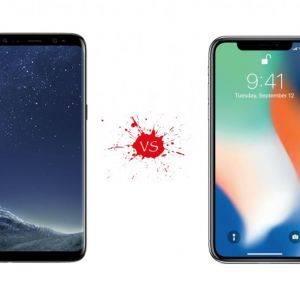 Samsung S9 ou iPhone X: lequel choisir?